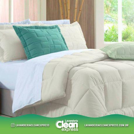 Pacote Suite lavanderia clean express