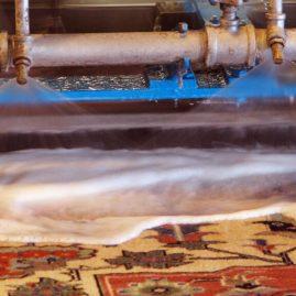 limpeza de tepetes lavanderia clean express.itajai