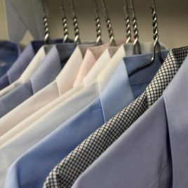 Camisa social Lavanderia Clean Express 1