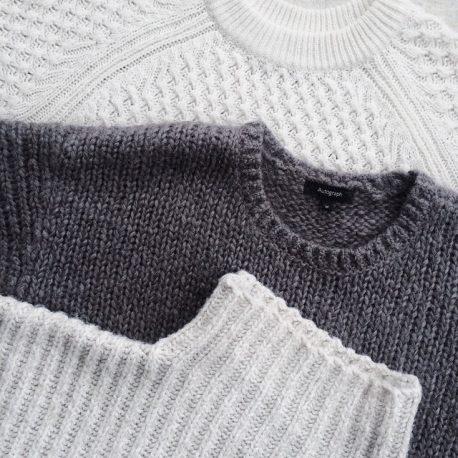Blusa de lã Lavanderia Clean Express