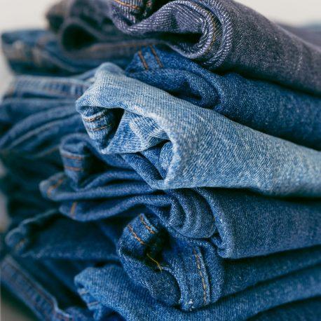 Calça Jeans Lavanderia Clean Express