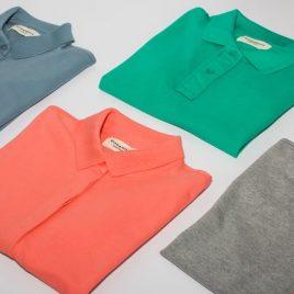 Camisa Polo Lavanderia Clean Express